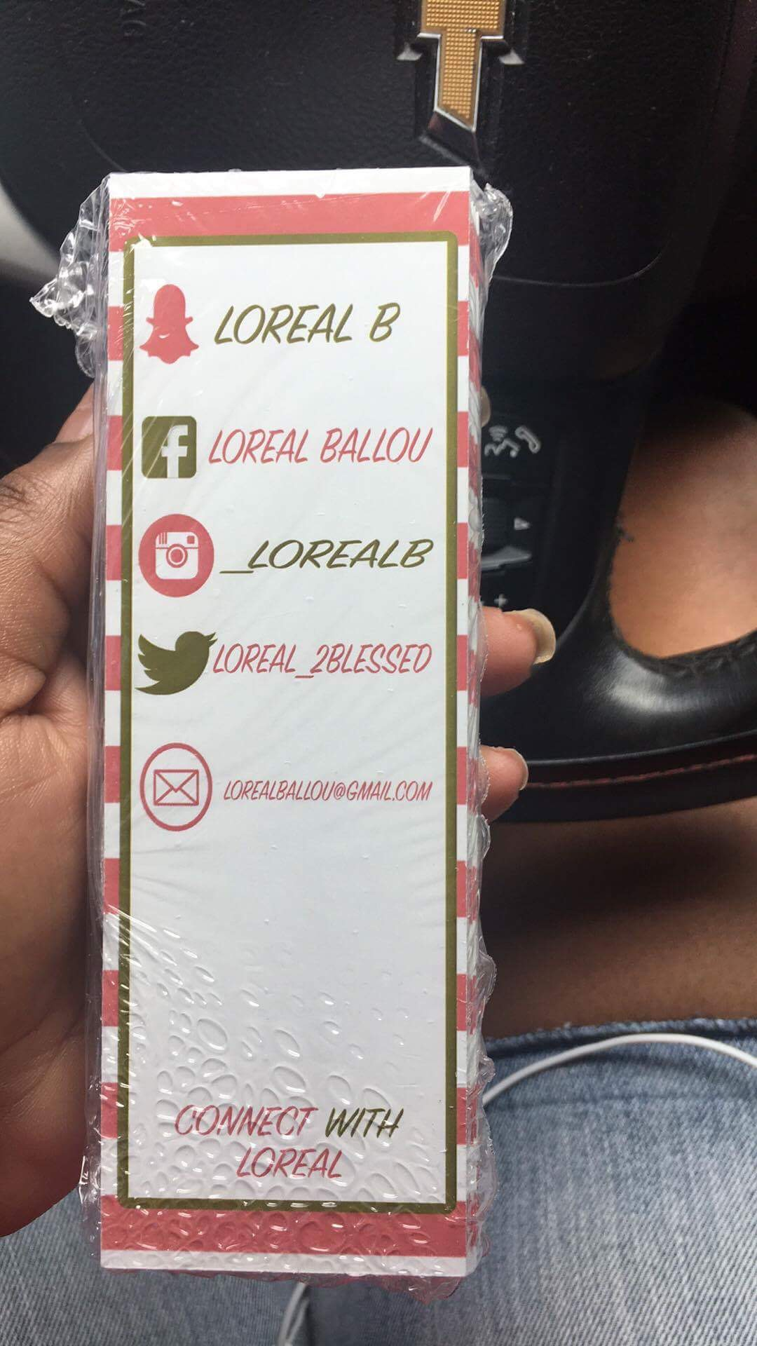 lorealssocialmedia