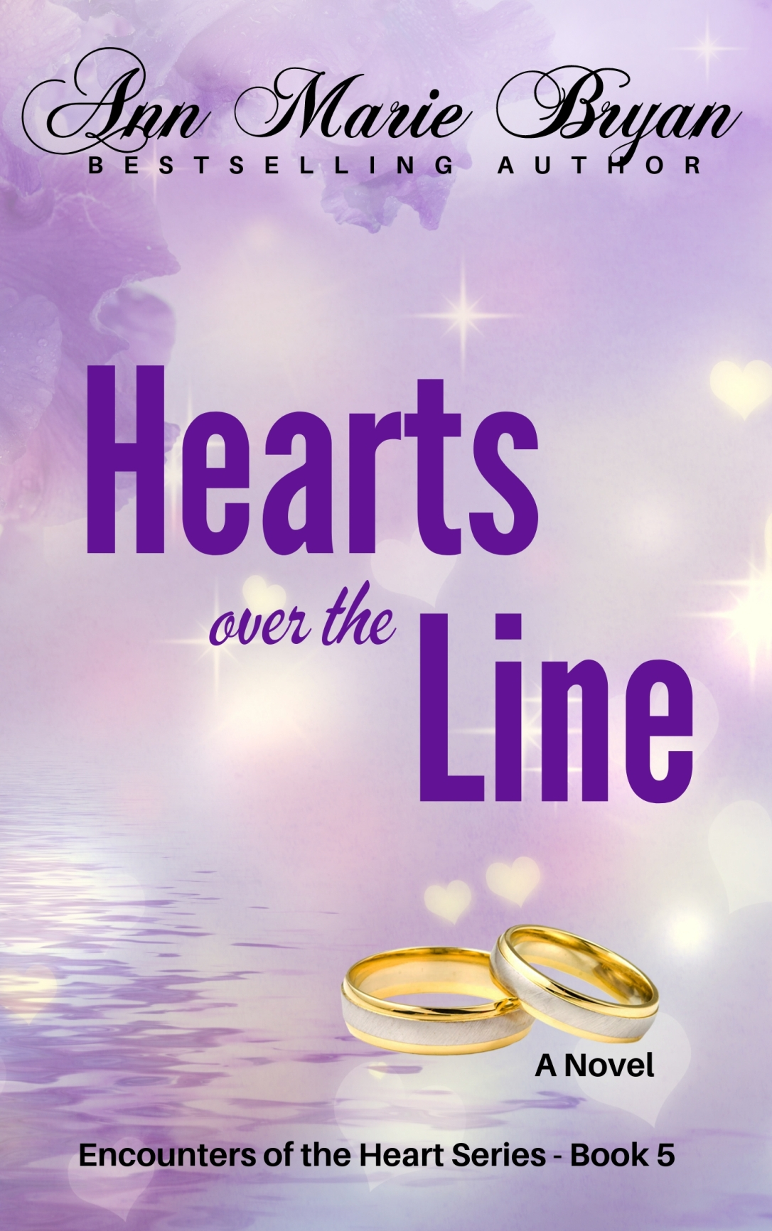 Front Cover -Hearts Over the Line (JPG File)