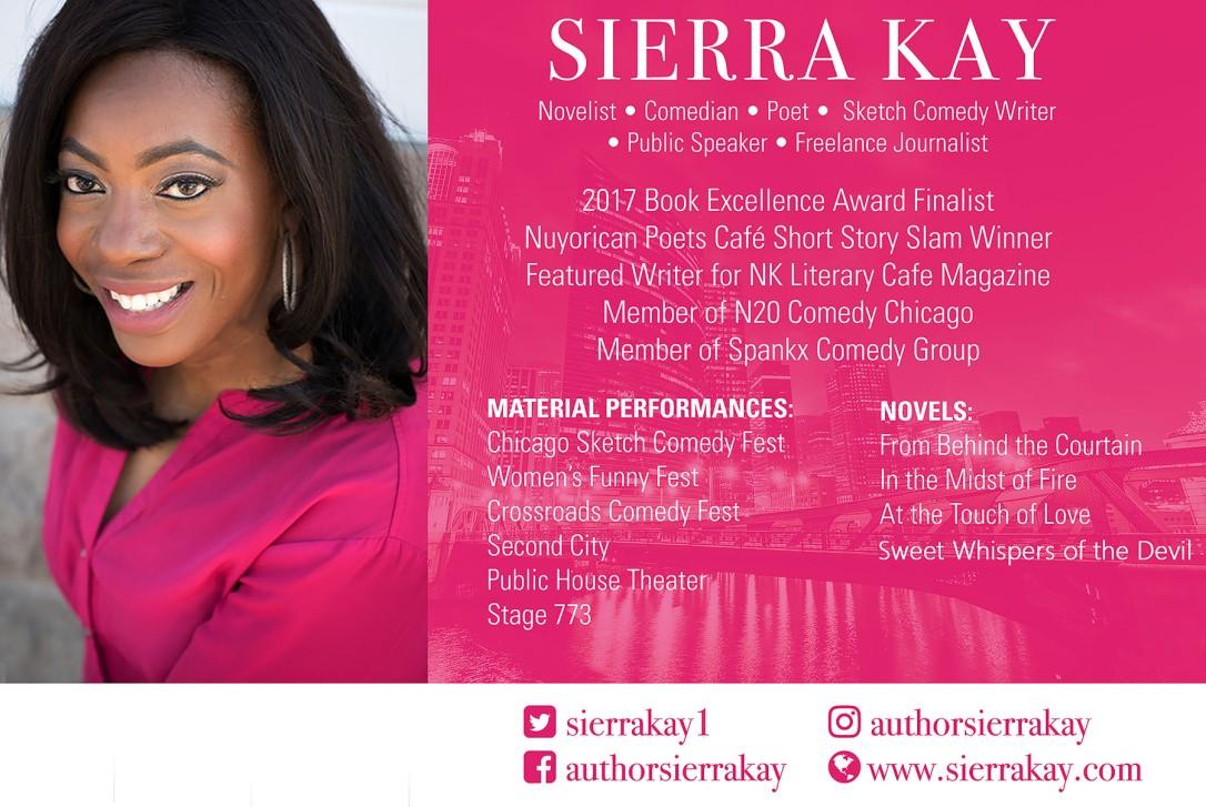 Sierra Kay Bio Card 6x4