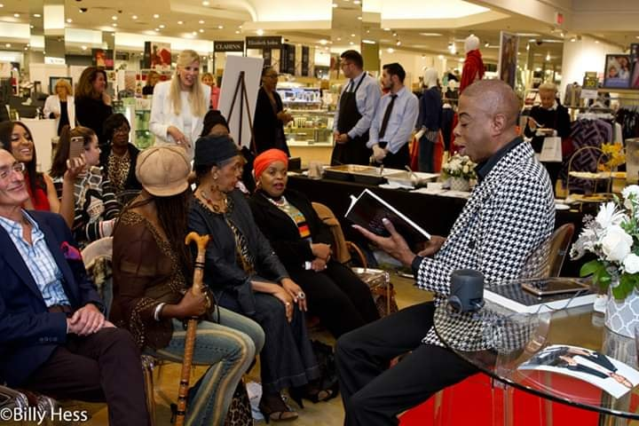 Lord and Taylor Book Signing Pic