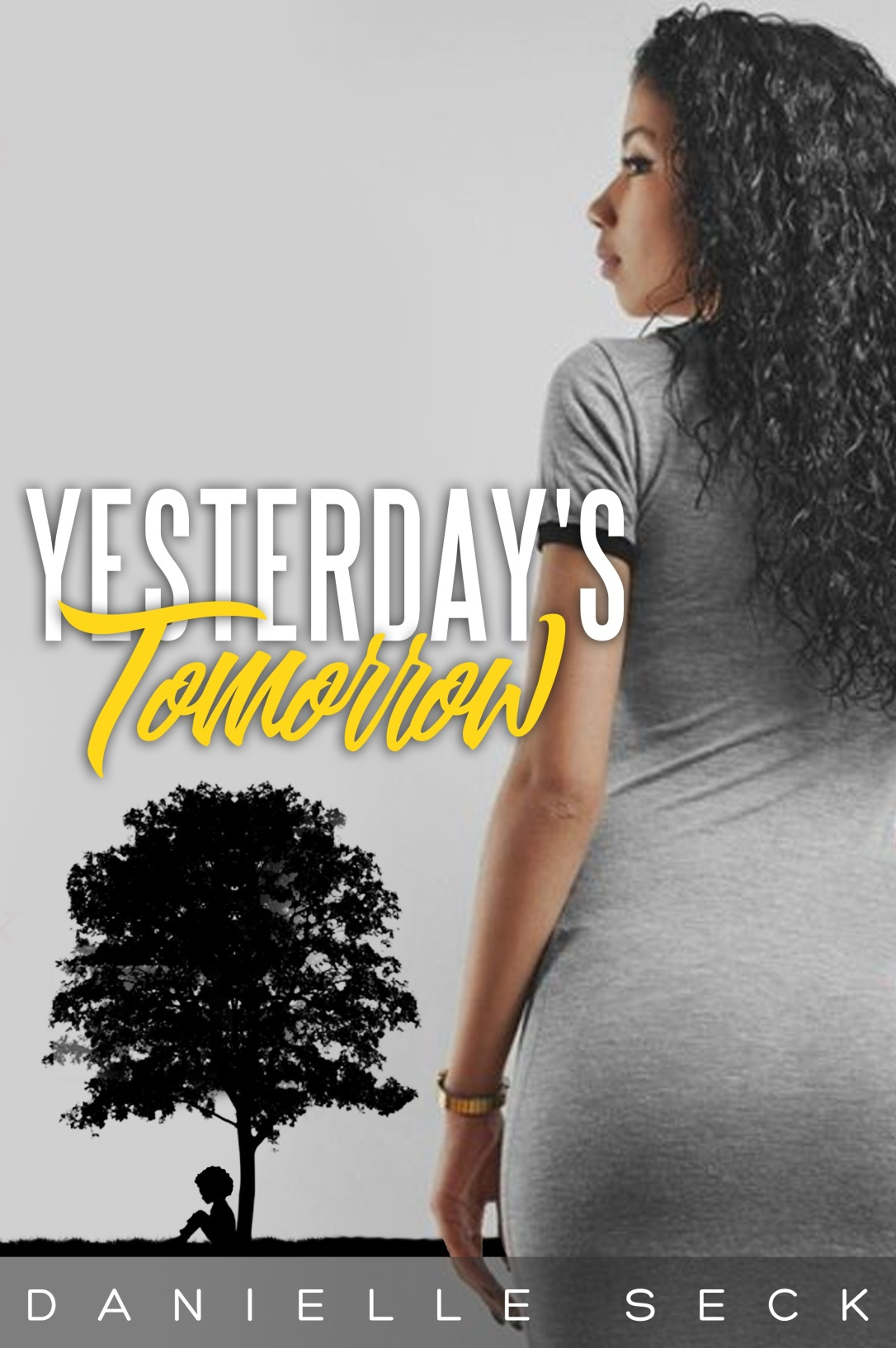 Yesterday's Tomorrow Book Cover