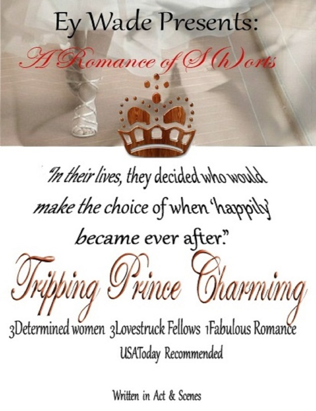 Ey Wade's_Tripping Prince Charming frntcover